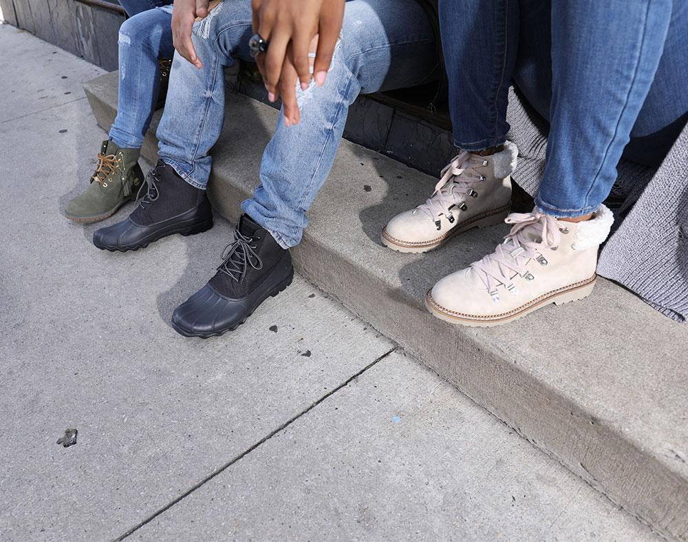 Boot Mix