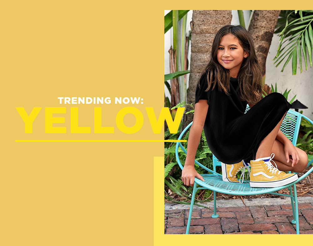 Shop the Yellow Collection