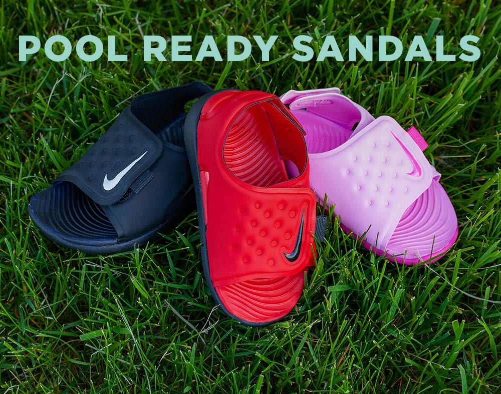 Shop Water-Ready Sandals