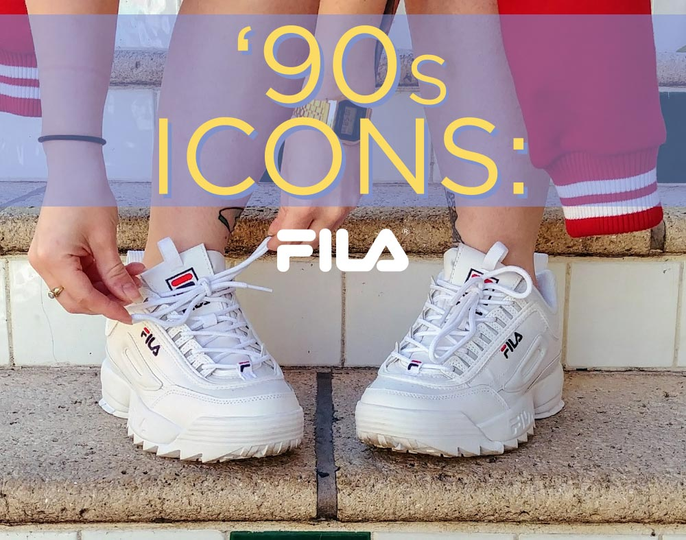 Shop the '90s Collection