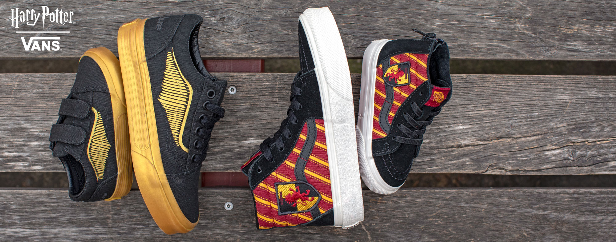 Shop Vans x Harry Potter
