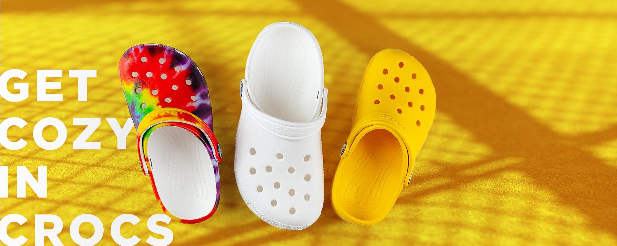 Shop Crocs at Journeys Kidz