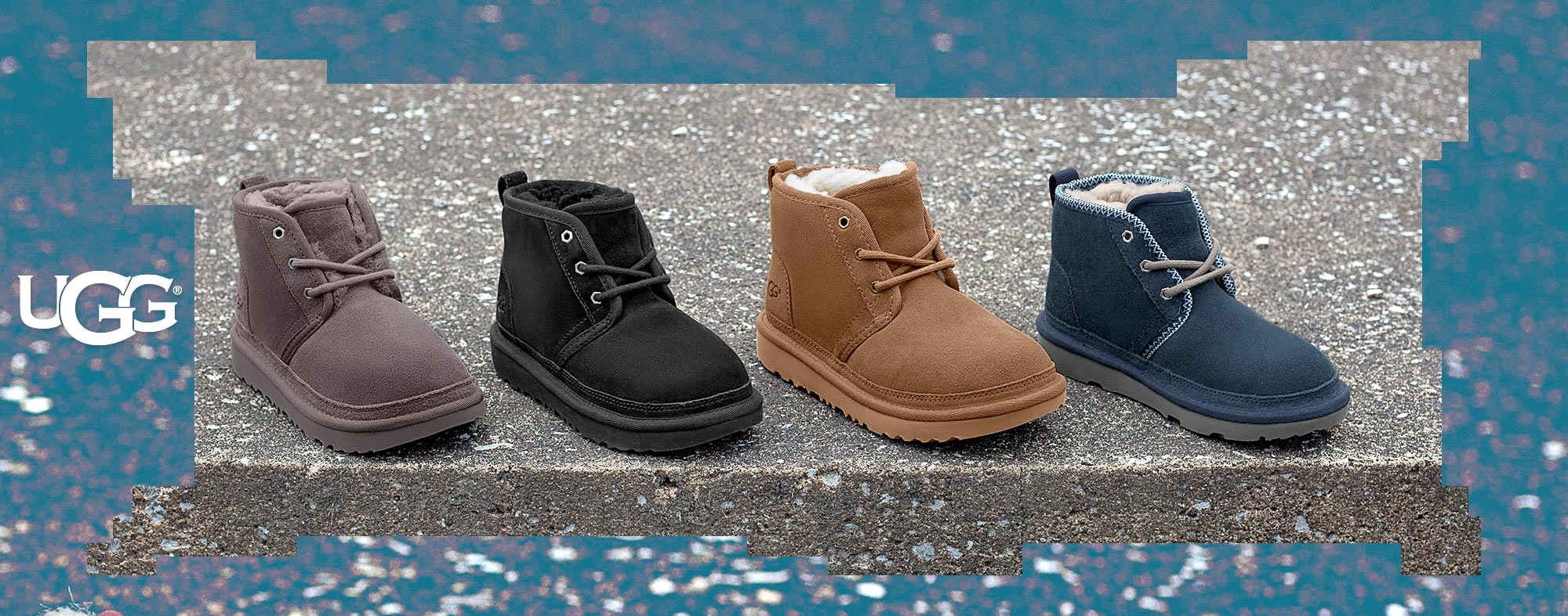 Shop shoes and boots from UGG at Journeys Kidz