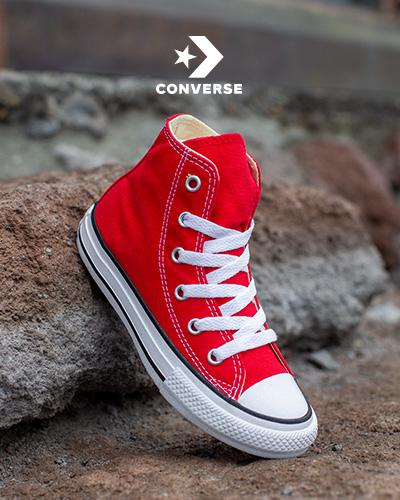 Shop Converse sneakers at Journeys Kidz