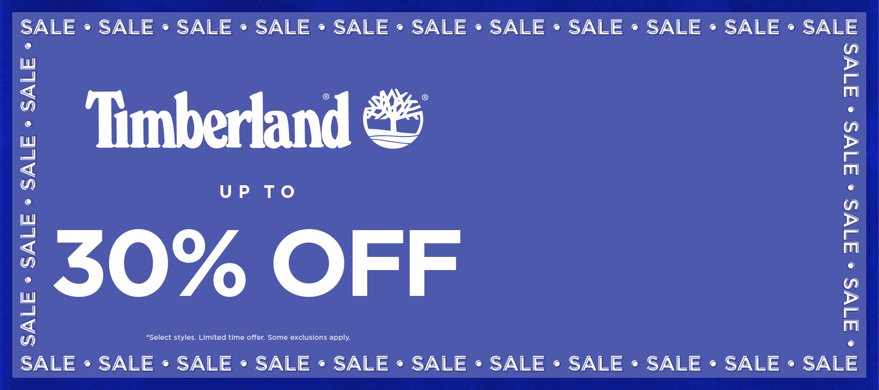 Save on your favorite Timberland styles at Journeys