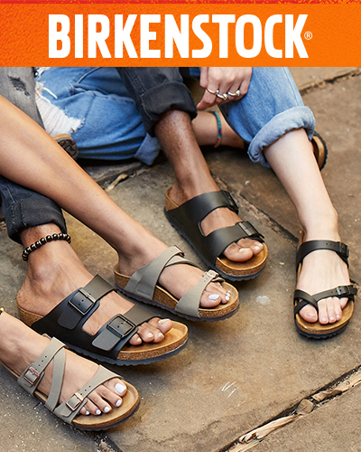Shop Birkenstock at Journeys