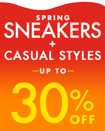 Shop sneakers and casual shoes on sale at Journeys