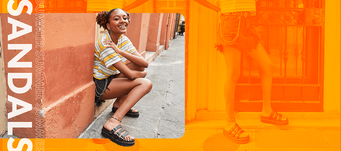 Shop sandals from your favorite brands at Journeys
