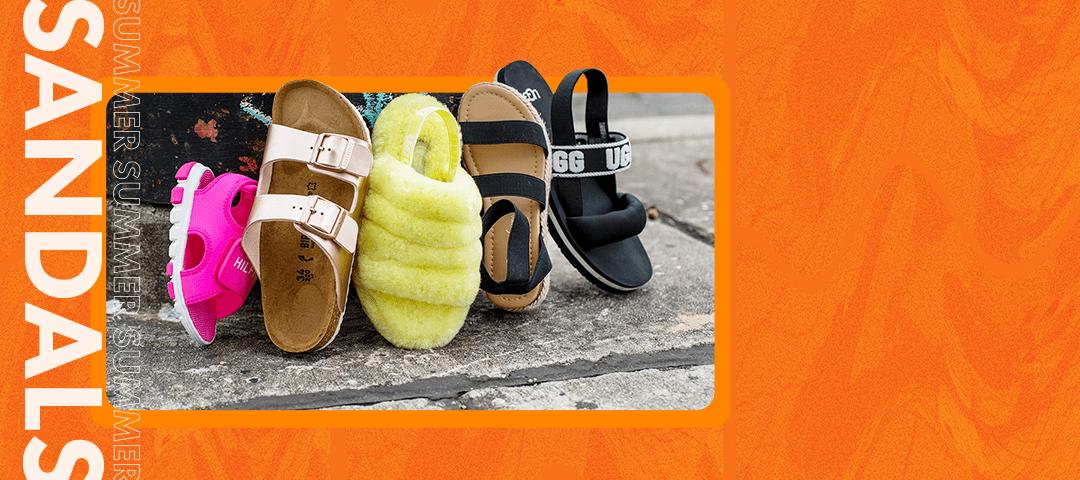 Shop sandals from your favorite brands at Journeys Kidz