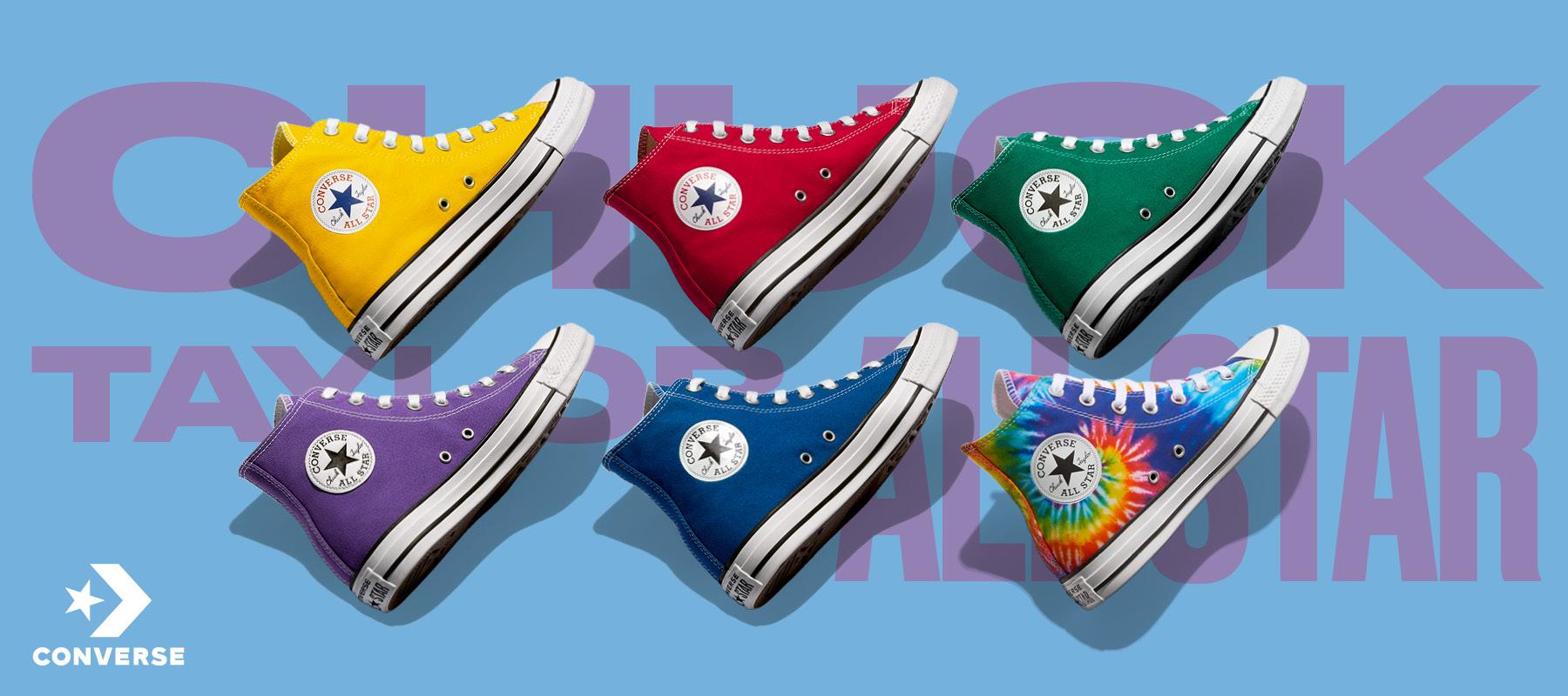 Converse Color