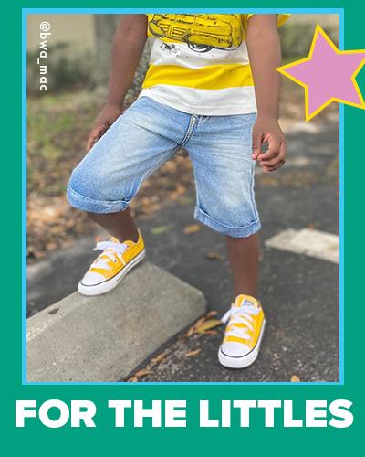 Shop Converse for kids