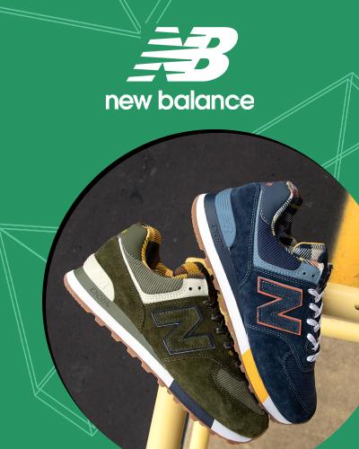 Shop New Balance