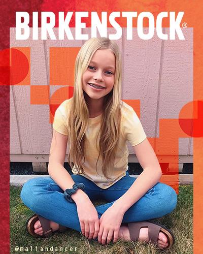KIDS BIRKENSTOCK