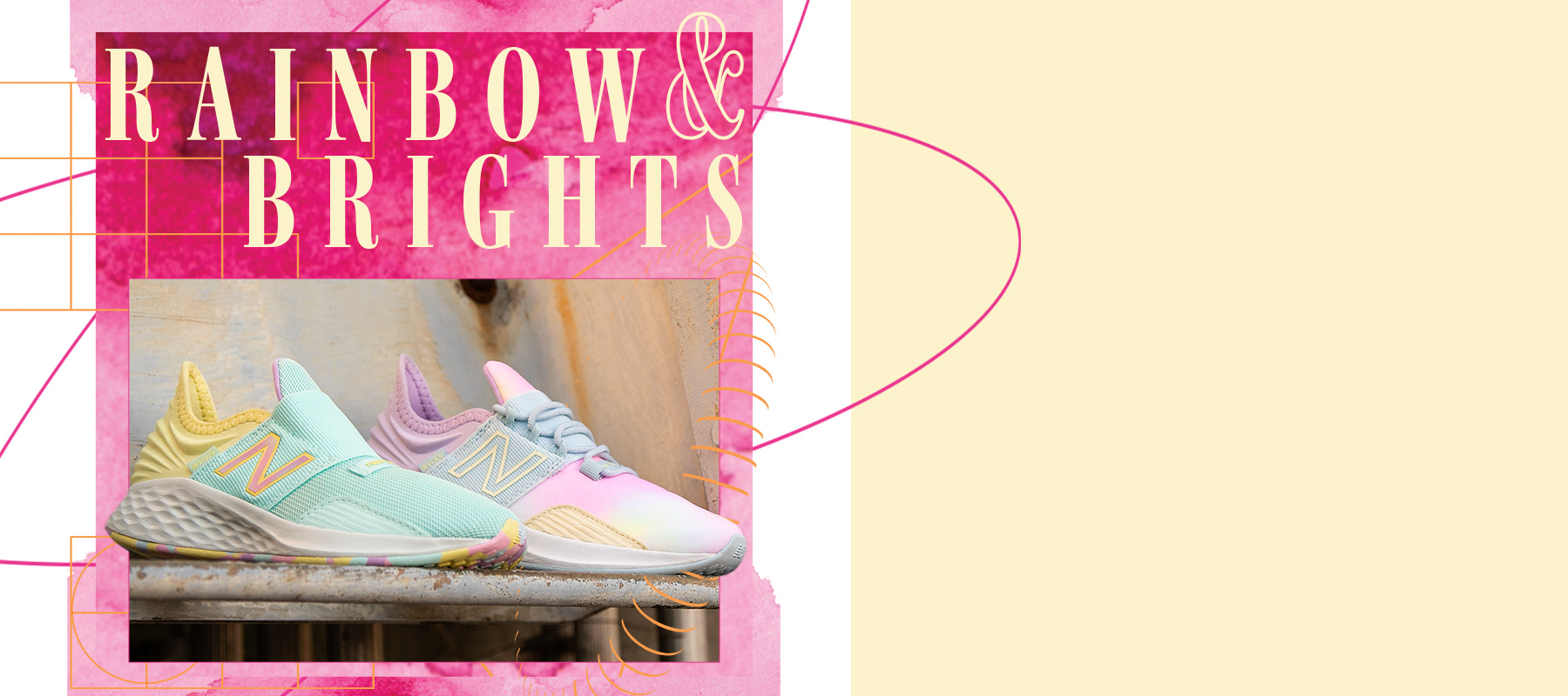 Shop Rainbow & Bright shoes