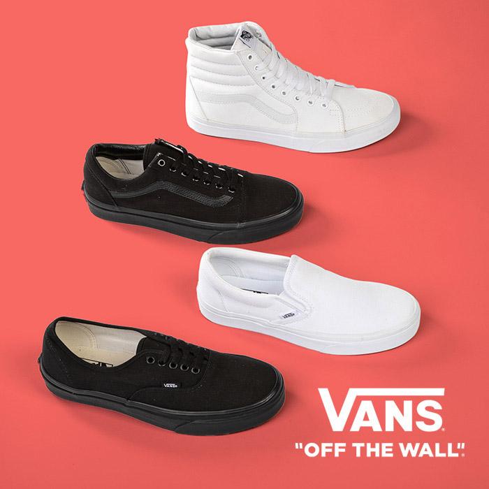 shop Vans slip ons and sneakers