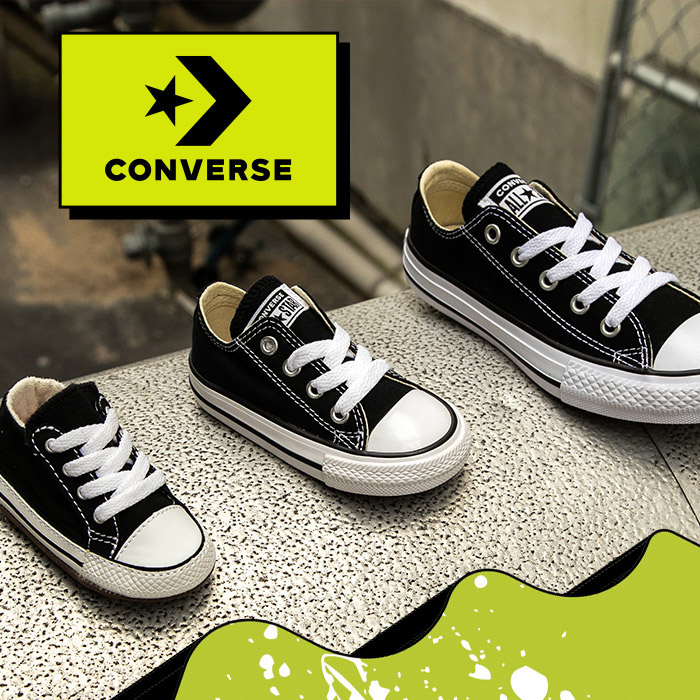 shop Converse sneakers for kids