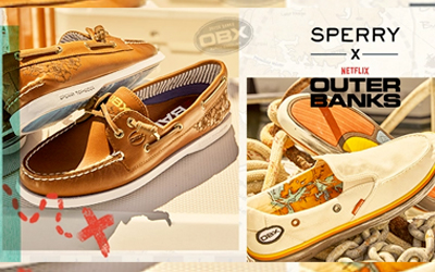 Sperry x Outer Banks Collab