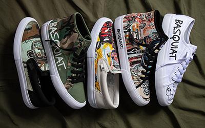 DC x Basquiat