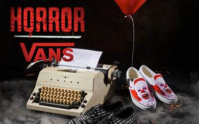 Vans x Horror Collection