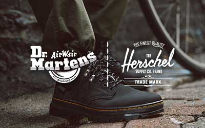 Dr. Martens x Herschel Collab
