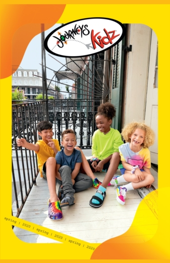 View Spring 2020, Journeys Kidz Catalog