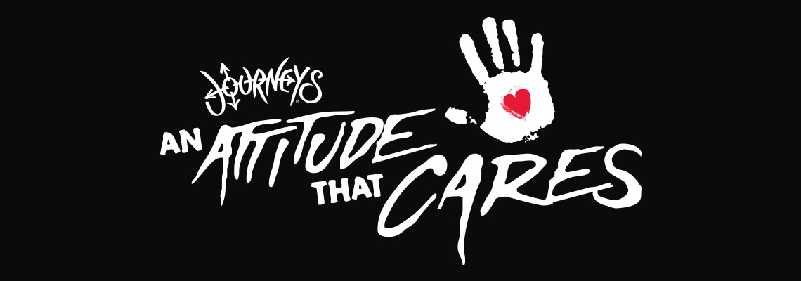 Journeys presents an Attitude that Cares