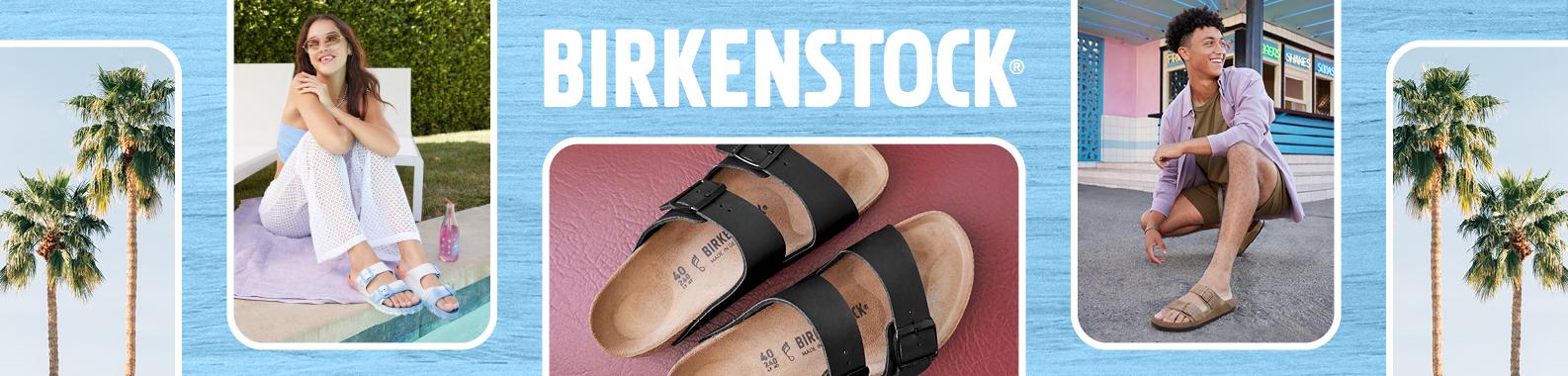 Birkenstock brand header image