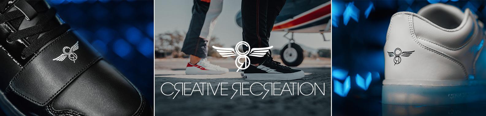 Creative Recreation brand header image