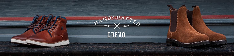 Crevo brand header image