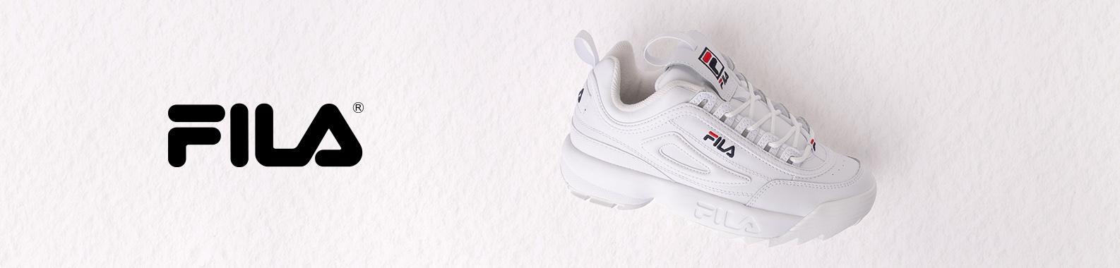 Fila brand header image