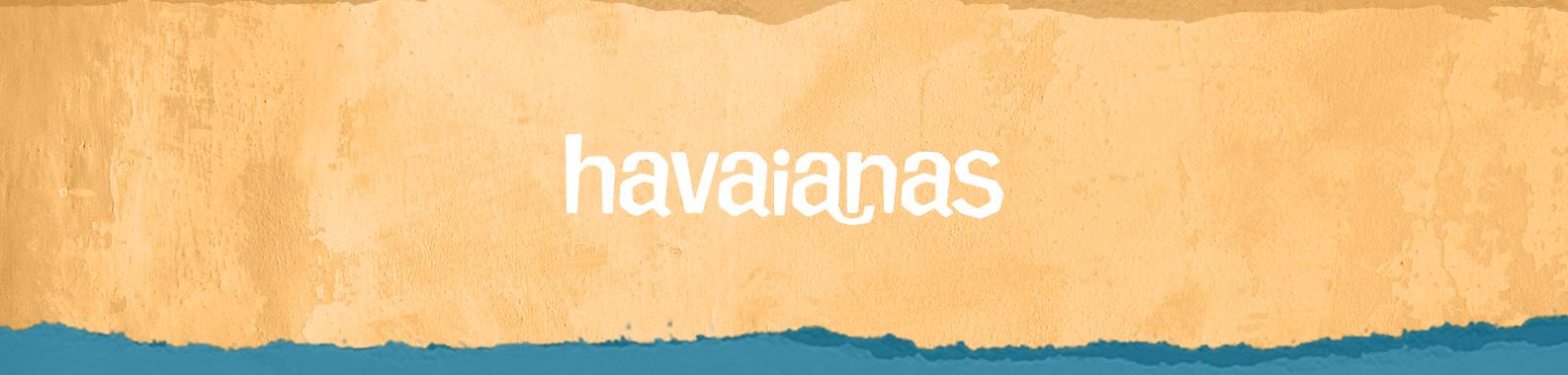 Havaianas brand header image