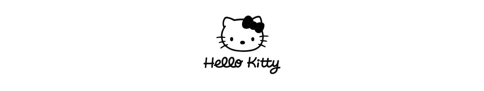 Hello Kitty brand header image