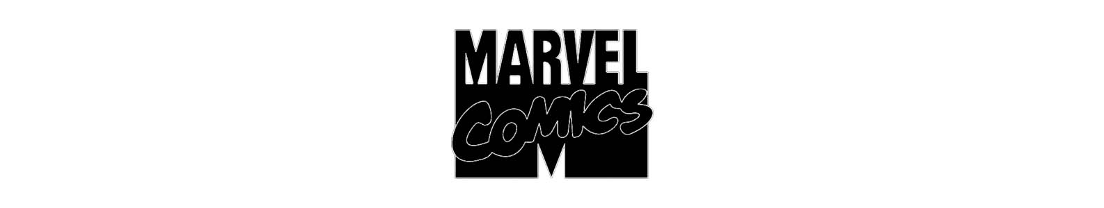 Marvel Comics brand header image