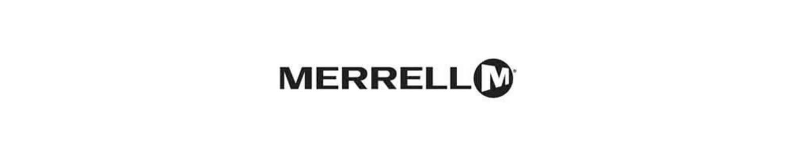 Merrell brand header image
