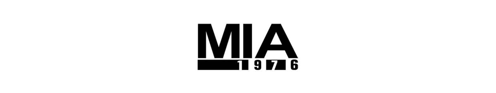 MIA brand header image