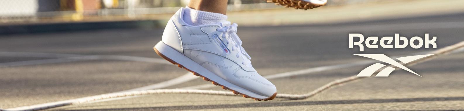 Reebok brand header image