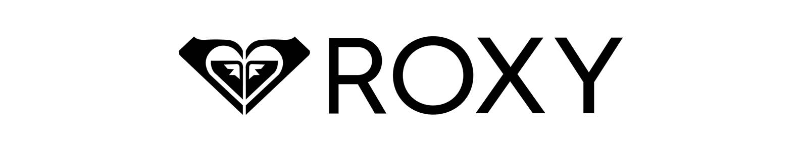 Roxy brand header image
