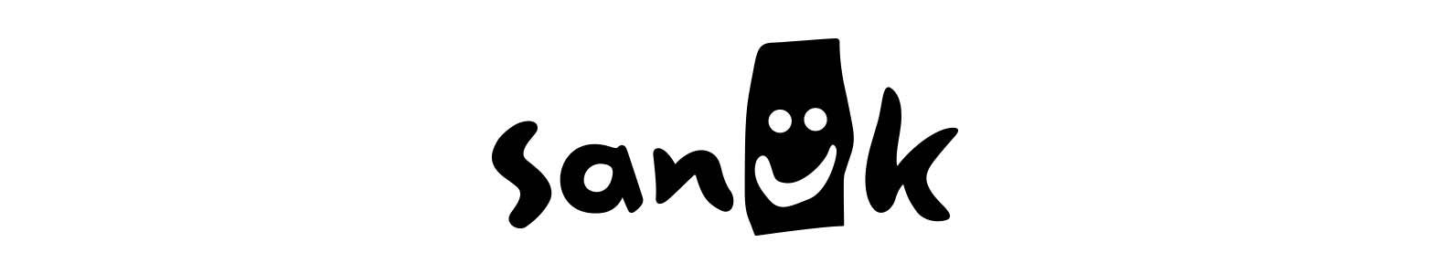 Sanuk brand header image