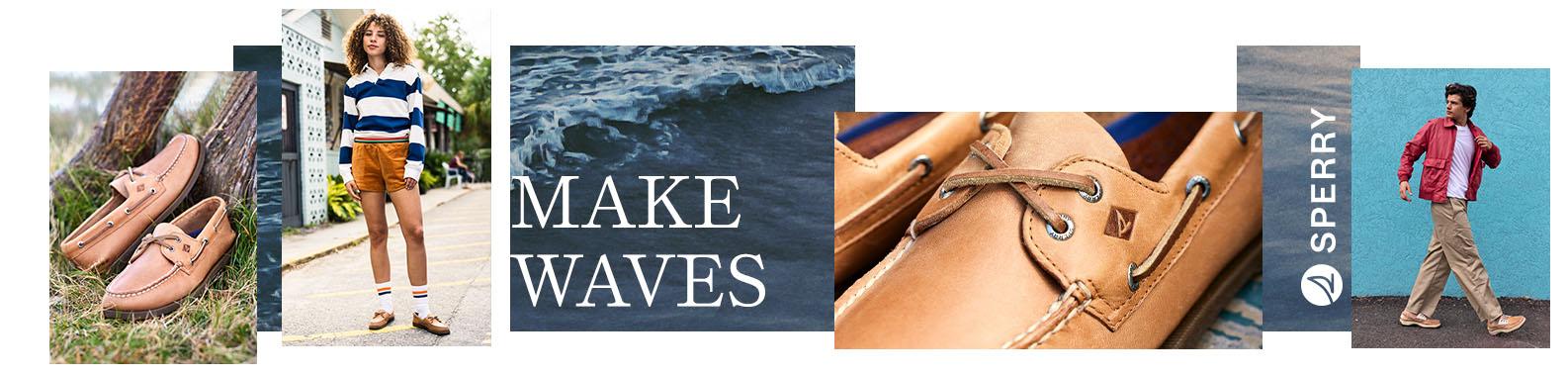 Sperry Top-Sider brand header image