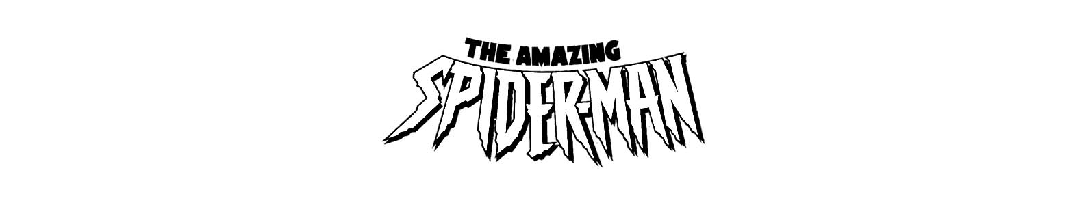 Spider-Man brand header image