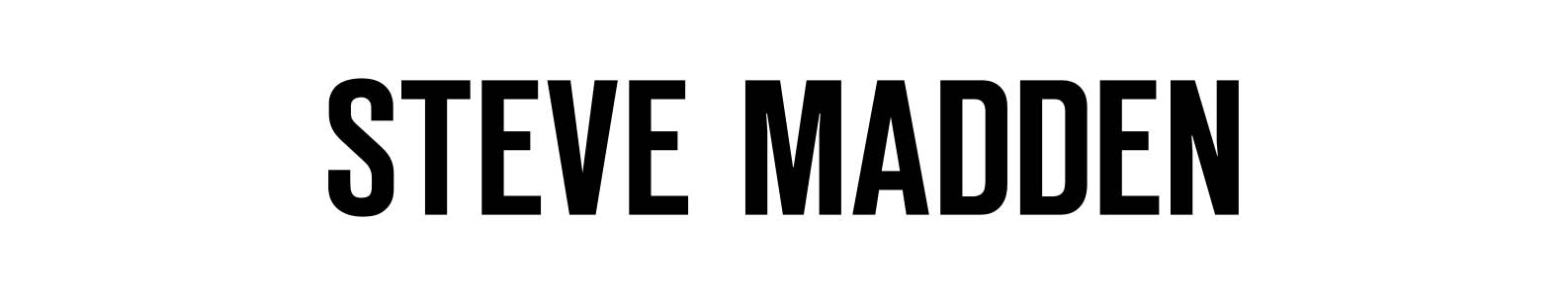 Steve Madden brand header image