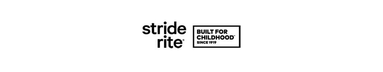 Stride Rite brand header image