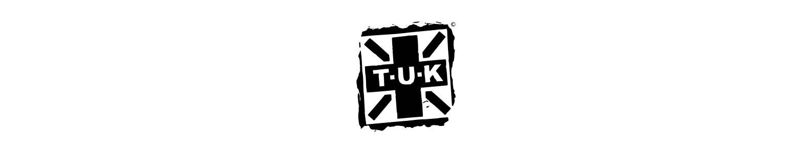 T.U.K. brand header image