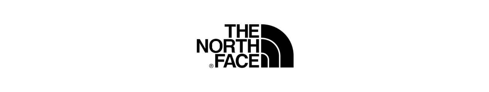 The North Face brand header image