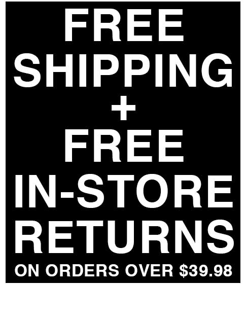 4b2911069505 Shop Journeys or Journeys Kidz and get FREE SHIPPING on orders over  39.98! Any  orders  39.98 or less will be charged  4.95 flat for standard shipping!