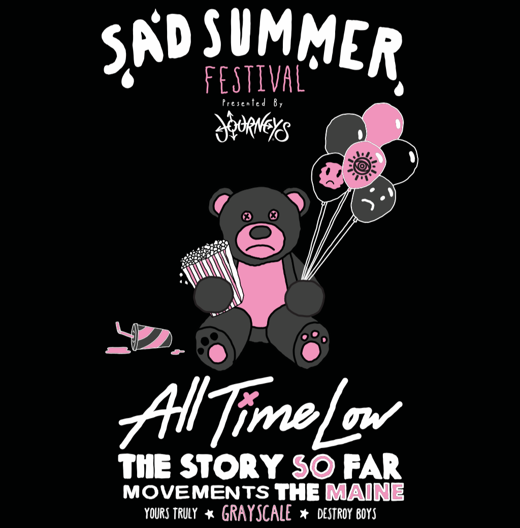 Sad Summer 2020 Presented by Journeys