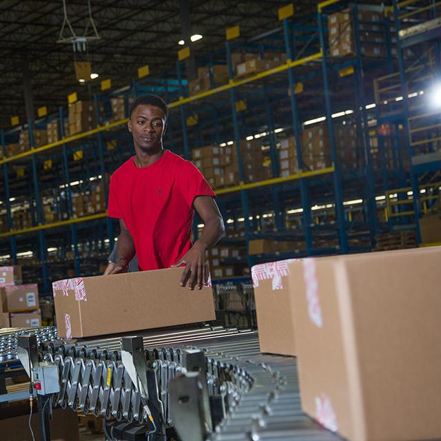 Careers: Distribution Center   Journeys