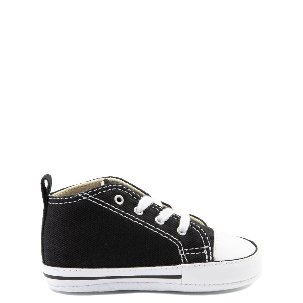 9338550c99cb0d Converse Chuck Taylor First Star Sneaker - Baby. alternate image default  view ...