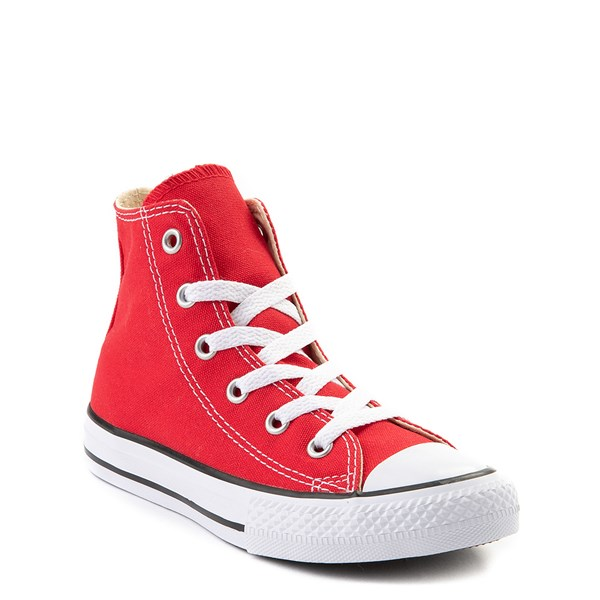 alternate view Converse Chuck Taylor All Star Hi Sneaker - Little Kid - RedALT1B