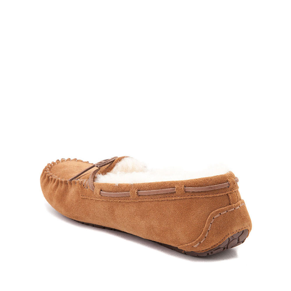 alternate view UGG® Dakota Slipper - Little Kid / Big Kid - ChestnutALT1